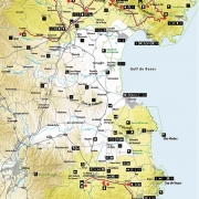 desplegable mapa tramuntana CAT-ANG 2011.indd