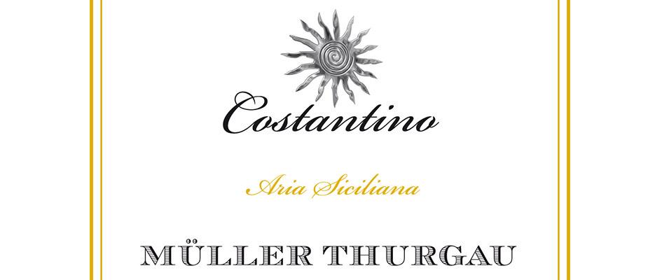 Aria Siciliana Muller Thurgau