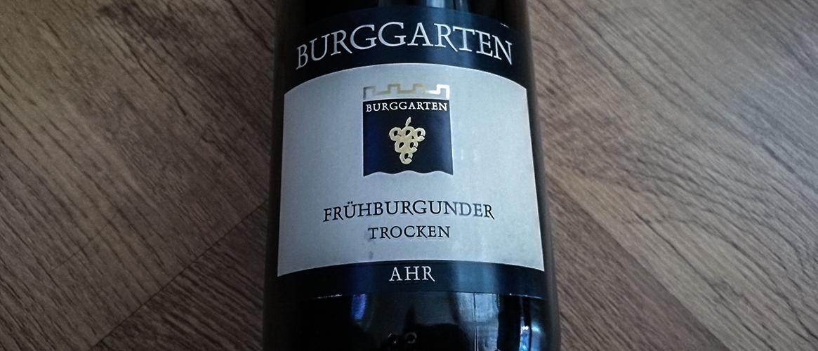 Burggarten Fruhburgunder 2015