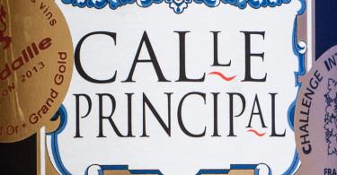 Calle Principal Tempranillo Cabernet Sauvignon