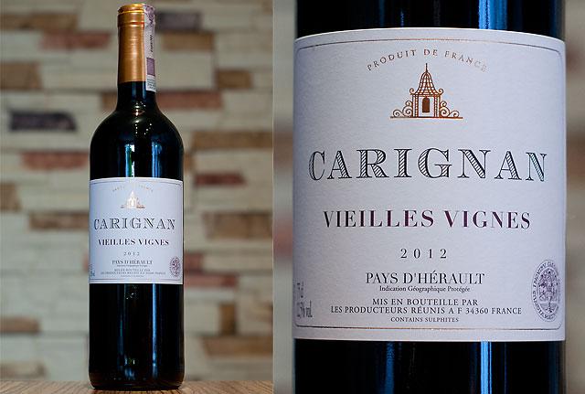Carignan Vielles Vignes