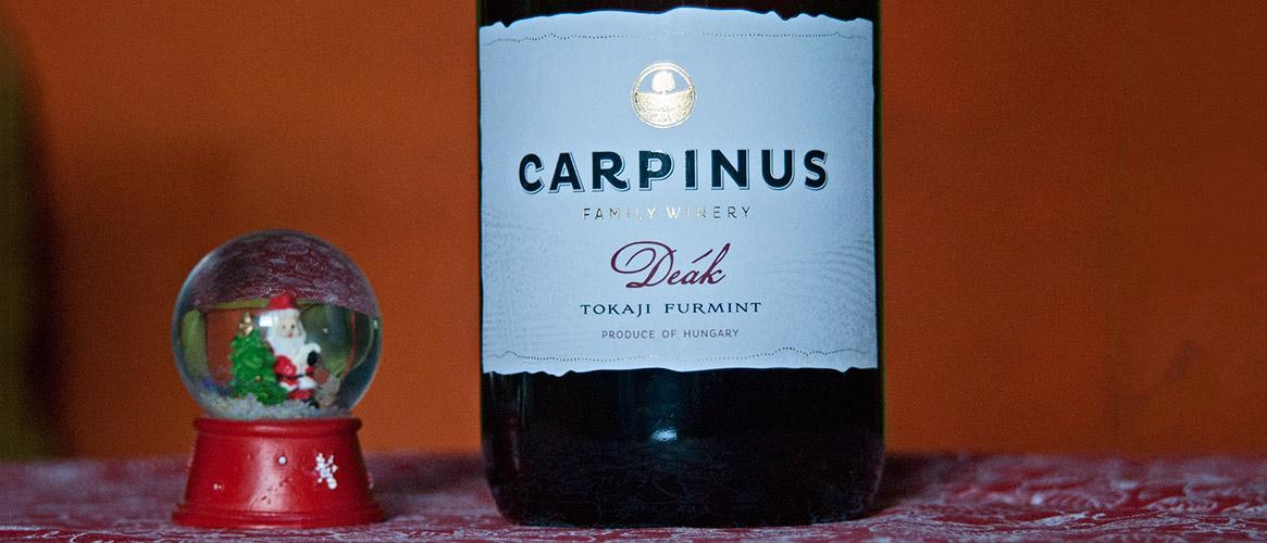 Carpinus Deak Furmint 2015