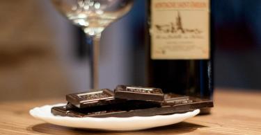 parowanie wino - czekolada