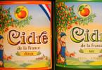 Cidre de la France z Aldiego. Słodki i wytrawny, doux i sec