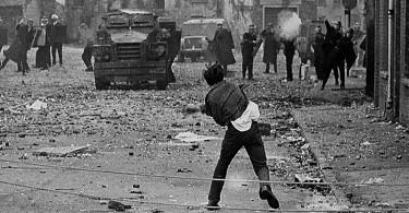 Clive Limpkin Bitwa o Bogside