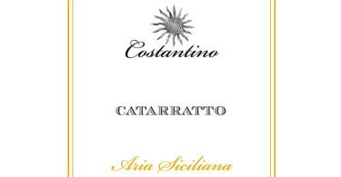 Costantino Aria Siciliana Catarratto