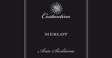 Costantino Aria Siciliana Merlot