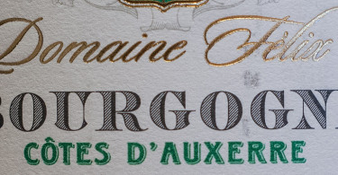 Domain Felix Bourgogne Cotes d'Auxerre