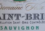 Domaine Felix Sauvignon AOC Saint Bris