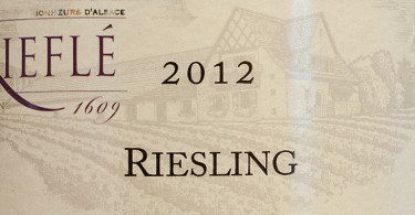 Domaine Riefle Riesling