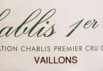 Domaine William Nahan Chablis 1er Cru Vaillons