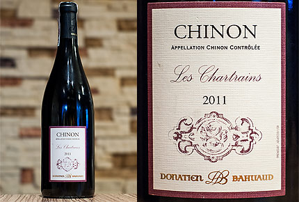 Donatien Bahuaud Les Chartrains Chinon