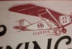 Gayda Flying Solo Rouge
