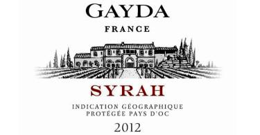 Gayda Cepage Syrah