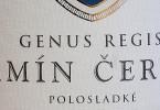 Genus Regis Tramin Cerveny
