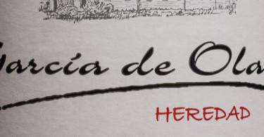 Gracia de Olano Semi Heredad Crianza Rioja