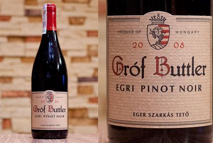 Grof Buttler Egri Pinot Noir