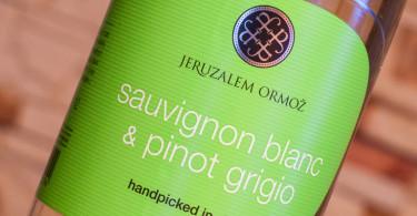 Jeruzalem Ormoz Sauvignon Blanc Pinot Grigio