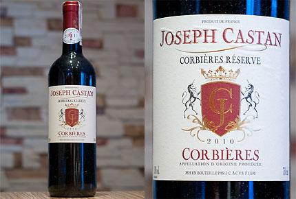 Joseph Castan Corbieres Reserve
