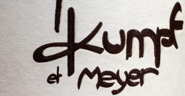 Kumpf at Meyer Riesling Westerberg