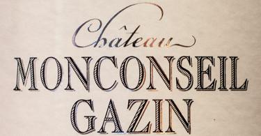 Monconseil Gazin Blaye Cotes de Bordeaux Blanc CLASSIC