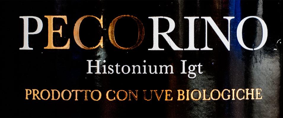 Jasci & Marchesani Pecorino Histonium IGT