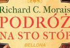 """Richard C. Morais """"Podróż na sto stóp"""""""
