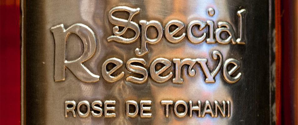 Princiar Sepcial Reserve Rose de Tohani