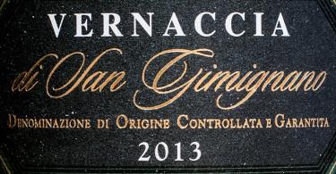 Sensi Vernaccia di San Gimignano DOCG