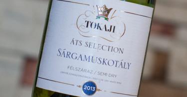 Tokaj Kereskedohaz Tokaji Sargamuskotaly Ats Selection