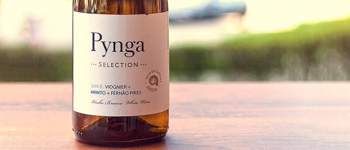 Vale de Capucha Pynga Selection White 2012