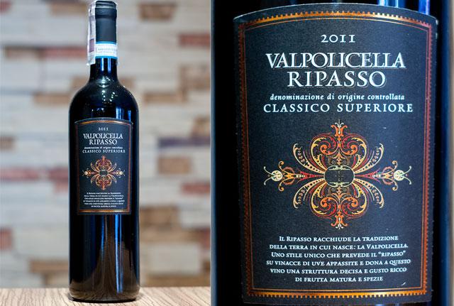 Valpolicella Ripasso Classico Superiore z Lidla