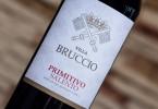 Villa Bruccio Primitivo Salento IGT