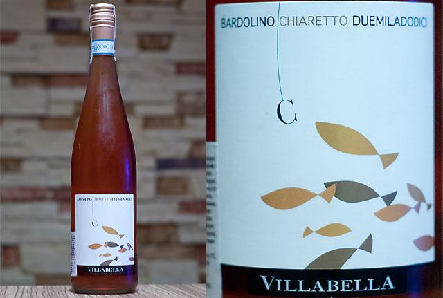 Villabella Bardolino Chiaretto Classico