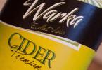 Warka Cider Premium