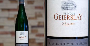 Winegut Geierslay Riesling Hochgewachs