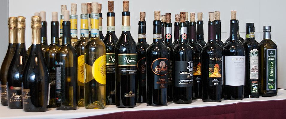 Włochy - Polska. Wino i oliwa, seminarium w Krakowie