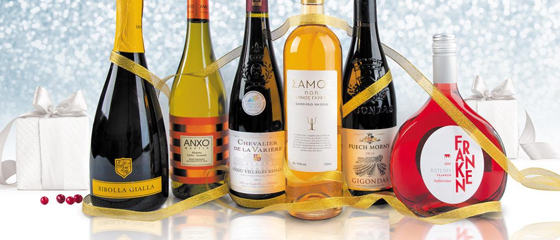 Wino Idealnym Prezentem Na święta Nowości Od Winnicalidlapl Blurppp