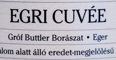 GB Egri Cuvee