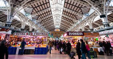 Mercado Walencja