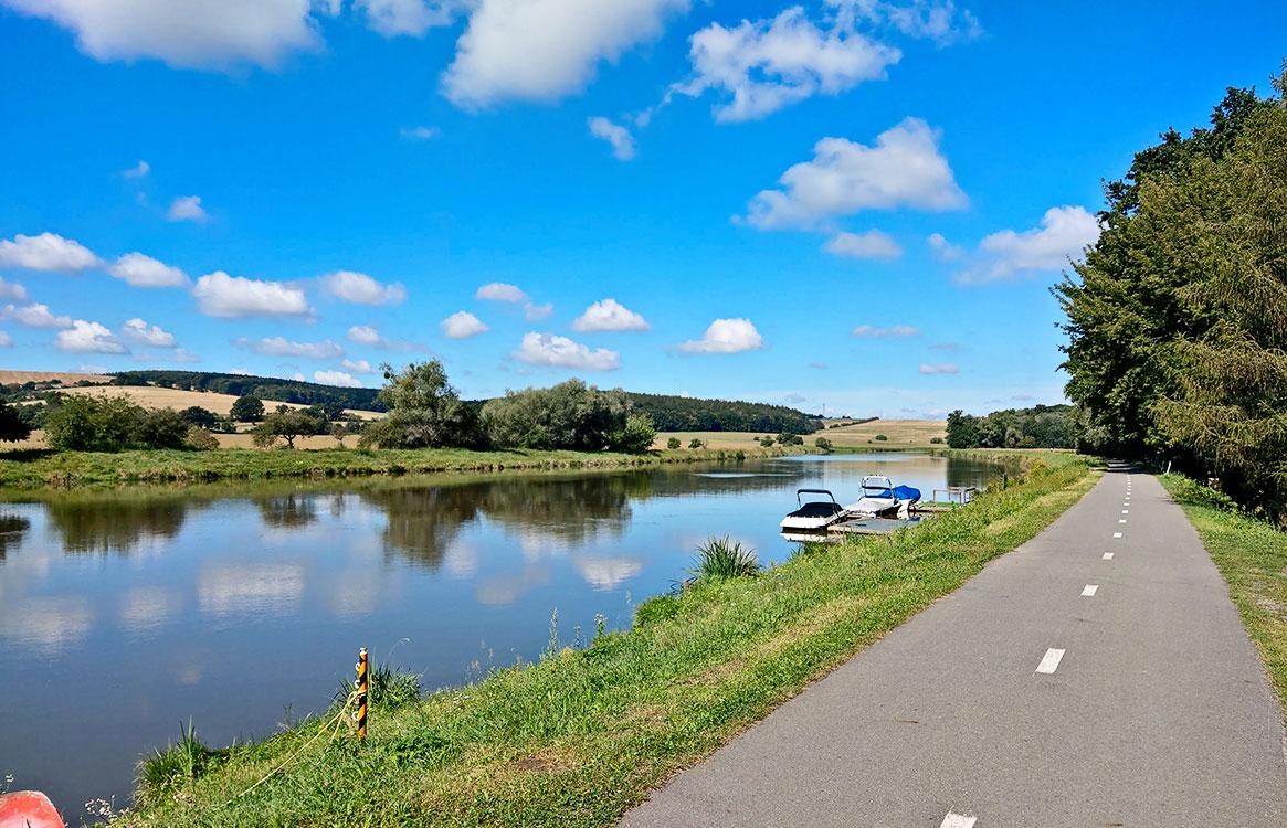 Rowerem po Morawach
