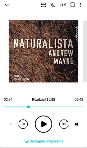 "Andrew Mayne ""Naturalista"""