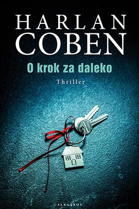 """Harlan Coben """"O krok za daleko"""""""
