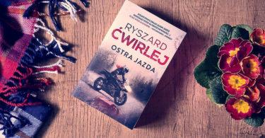 """Ryszard Ćwirlej """"Ostra jazda"""""""
