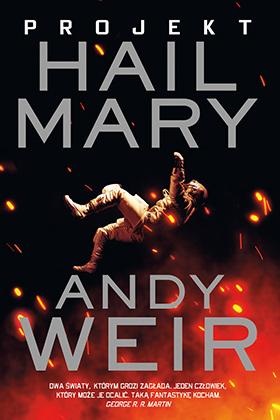 "Andy Weir ""Projekt Hail Mary"""