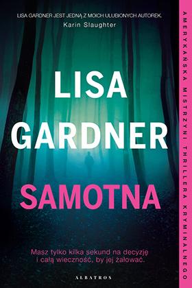 """Lisa Gardner """"Samotna"""""""