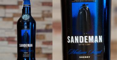 Sandeman z Biedronki
