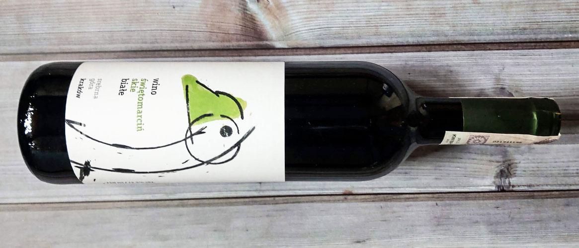 Wino Świętomarcińskie