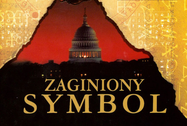 "Dan Brown ""Zaginiony symbol"""