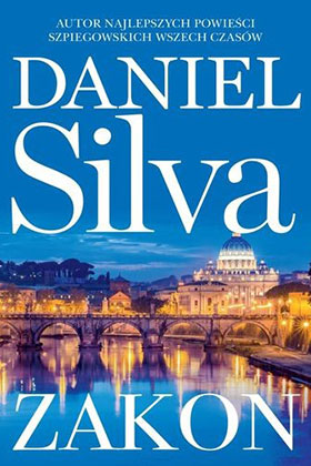 """Daniel Silva """"Zakon"""""""